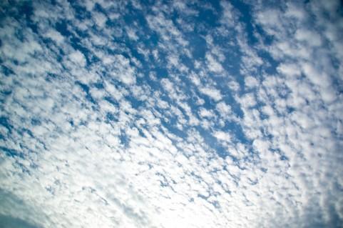 うろこ 雲